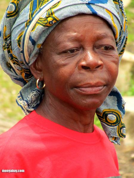 Sao Tome und Principe Frauen