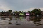 Village on the Sampit River