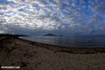 Sunrise over Nosy Mangabe and the beach in Maroantsetra [madagascar_maroantsetra_0264]