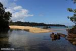White sand beach at Tampolo on the Masoala Peninsula [madagascar_masoala_0704]