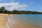 White sand beach at Tampolo on the Masoala Peninsula [madagascar_masoala_0712]