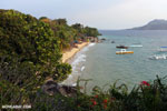 Beach and coast on Nosy Komba [madagascar_nosy_komba_0237]