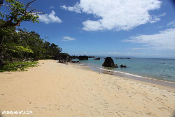 Tampolo beach