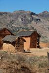 Village in the Tsaranoro Valley [madagascar_5990]