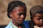 Kids in a Tsaranoro Valley village