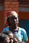 Girl in a Tsaranoro Valley village [madagascar_6011]