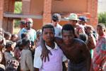 Boys in a Tsaranoro Valley village
