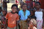 Kids in a Tsaranoro Valley village [madagascar_6018]