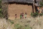 Kids in a Tsaranoro Valley village [madagascar_6021]