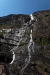 Riambavy waterfall of Andringitra [madagascar_6291]