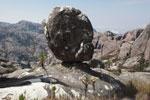 Boulder near Pic Boby