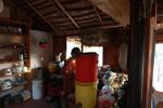 Boa in kitchen [madagascar_7851]