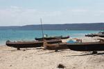Vezo fishing canoes [madagascar_8017]