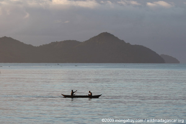 Fishing in the Bay of Antongil