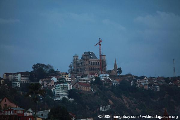 Queen's Rova in Antananarivo