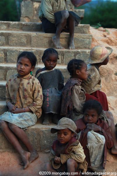 Malagasy kids