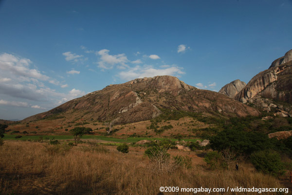 Anja community reserve
