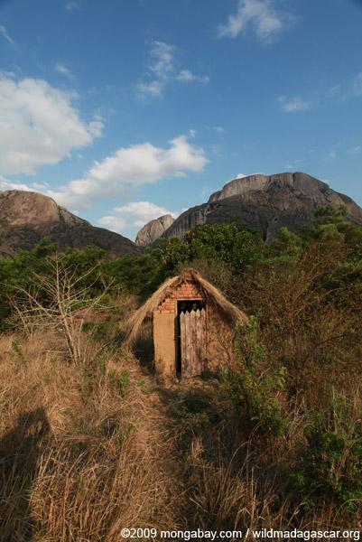 Hut in Anja