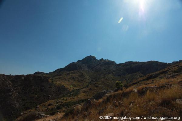 Dondy peak