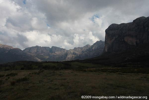Chaine de Montagne Ampiadrianombilahy