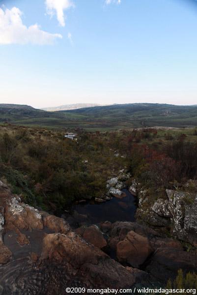 Andringitra creek
