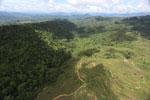 Deforestation for palm oil in Borneo -- sabah_aerial_0572