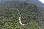 Borneo rainforest river -- sabah_aerial_1150