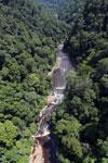 Maliau Falls -- sabah_aerial_1374