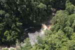 Maliau Falls -- sabah_aerial_1407