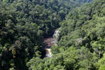 Maliau Falls -- sabah_aerial_1416