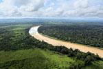 Kinabatangan River -- sabah_aerial_3058