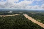 Kinabatangan River -- sabah_aerial_3065