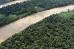 Kinabatangan River -- sabah_aerial_3070