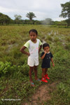 Kids in the llanos