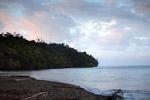 Gorgona shoreline