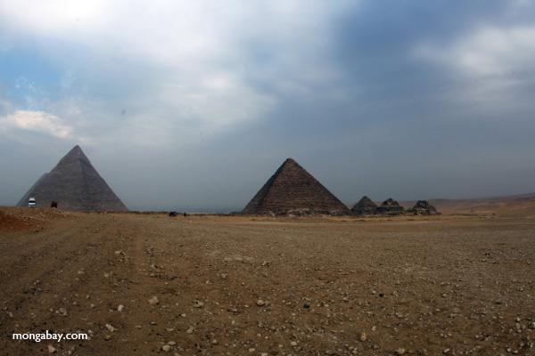 Giza pyramid complex [egypt_0063]