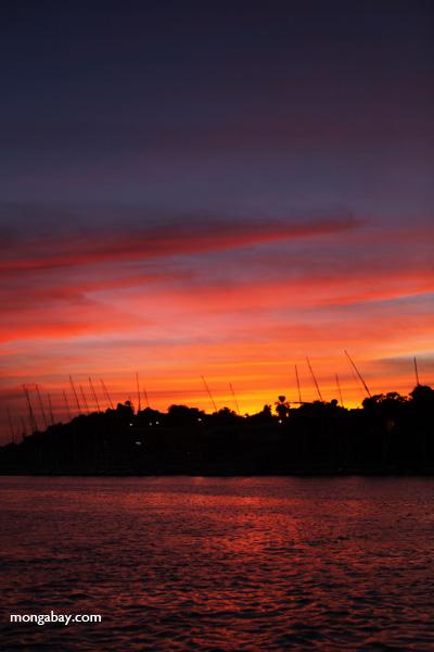 Sunset on the Nile [egypt_0205]