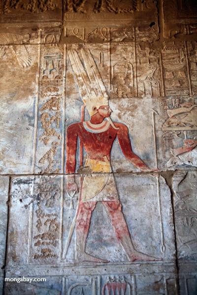 Karnak Temple at Luxor [egypt_0658]