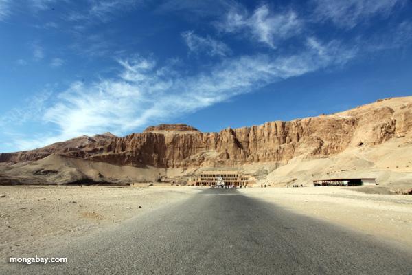 Monastery near Hatshepsut Temple
