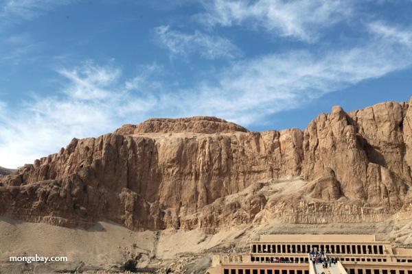 Mortuary Temple of Queen Hatshepsut [egypt_0856]