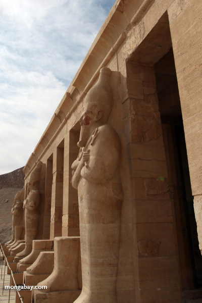 Mortuary Temple of Queen Hatshepsut [egypt_0864]