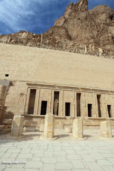 Mortuary Temple of Queen Hatshepsut [egypt_0867]