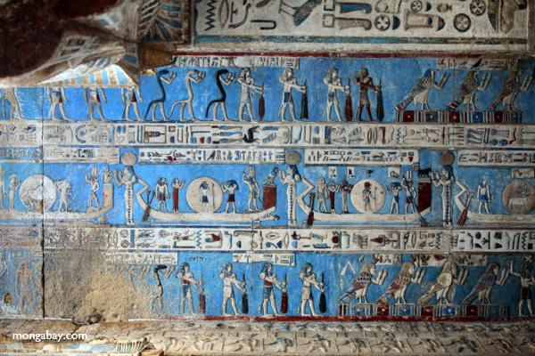 Ceiling art [egypt_1138]