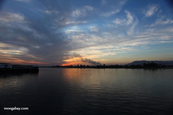 Nile sunset [egypt_1333]