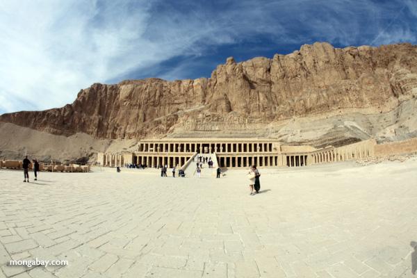 Mortuary Temple of Queen Hatshepsut [egypt_1368]