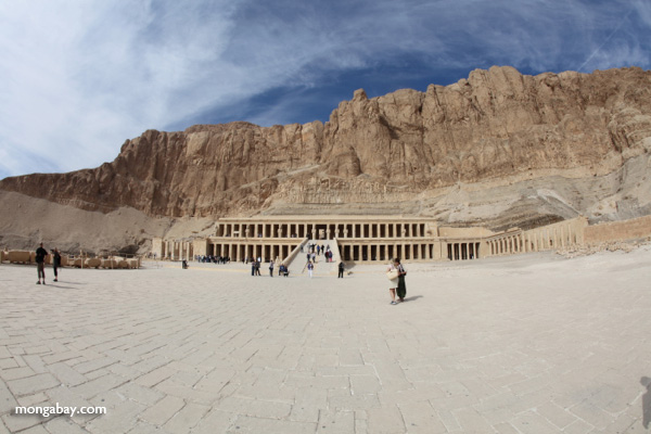 Mortuary Temple of Queen Hatshepsut [egypt_1369]