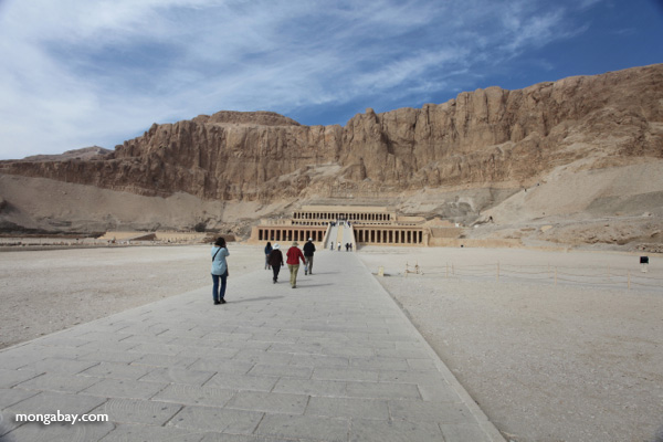 Mortuary Temple of Queen Hatshepsut [egypt_1379]