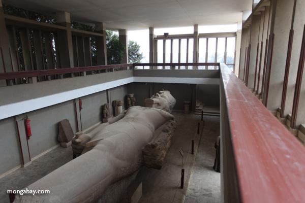 Limestone Statue of Ramses II [egypt_1952]