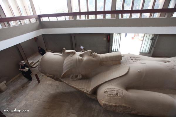 Limestone Statue of Ramses II [egypt_1956]