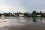 Village on the Sampit River [kalteng_0576]